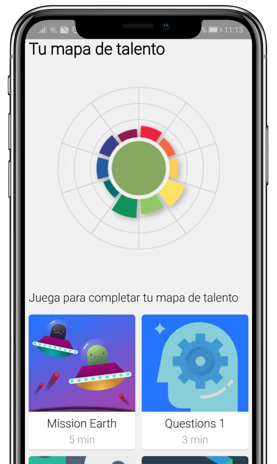 talent map app dada career
